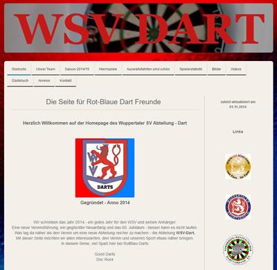 Wuppertaler SV Webseite